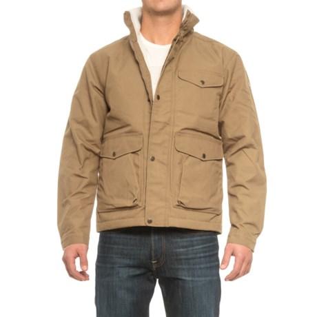 Fjallraven Ovik Winter Jacket - UPF 50+, Insulated (For Men)