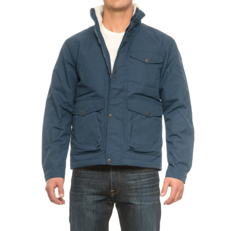 Fjallraven Ovik Winter Jacket - UPF 50+, Insulated (For Men)