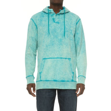 Caribbean Joe Sun-Washed Hoodie (For Men)