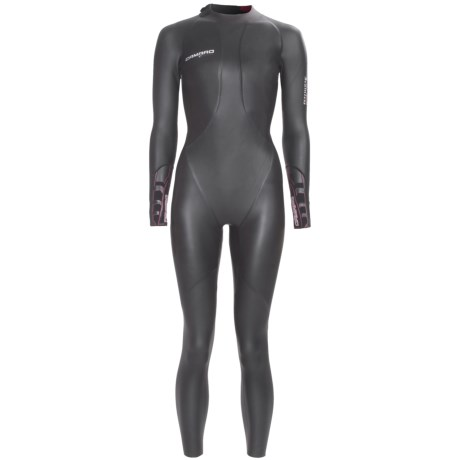 Camaro E-Pulsor Triathlon Wetsuit - 5/2/1mm (For Women)