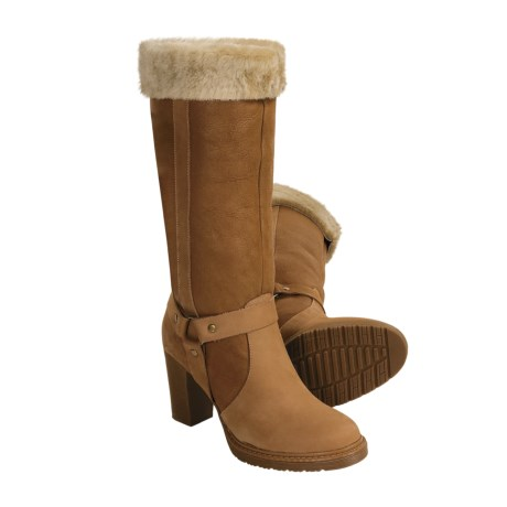 Stetson Fashion Boots - Shearling (For Women)