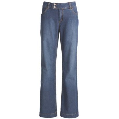 Stetson City Trouser Western Jeans - Blasting Detail (For Women)