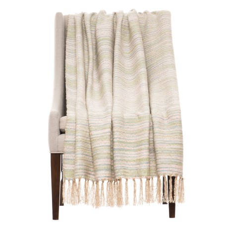 Storehouse Hay Throw Blanket - 50x60""