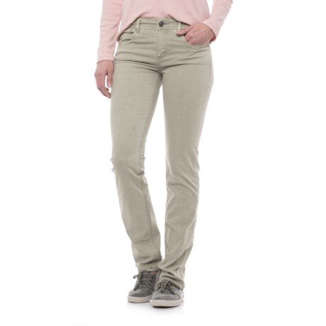 Specially made Laundered Stretch Twill Pants (For Women)