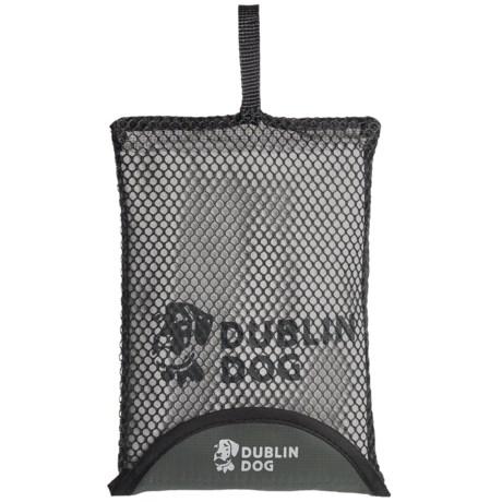 Dublin Dog Microfiber Towel and Bag Set