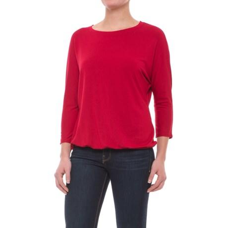 Mercer & Madison Dolman Shirt - Stretch Modal, 3/4 Sleeve (For Women)
