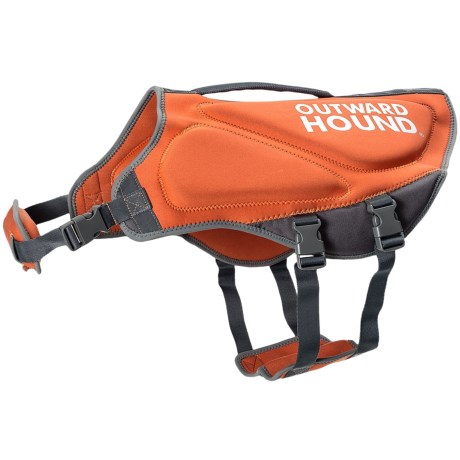 Outward Hound H2GO Neoprene Dog Life Vest