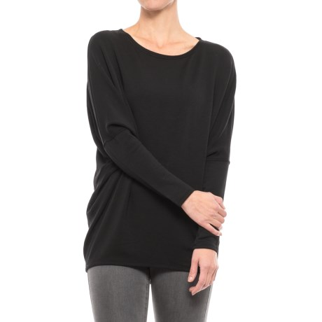 Chelsea & Theodore Dolman-Sleeve Sweatshirt (For Women)