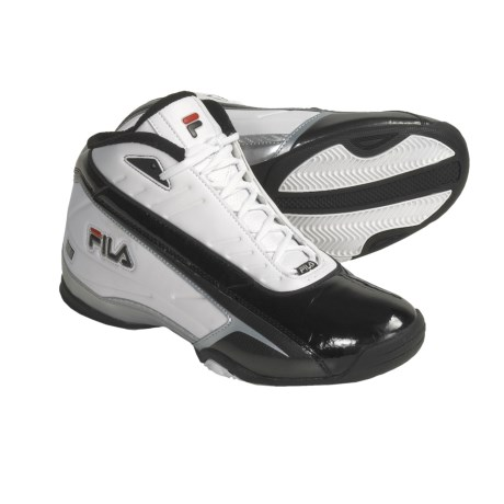 Fila Haptic Basketball Shoes (For Men)