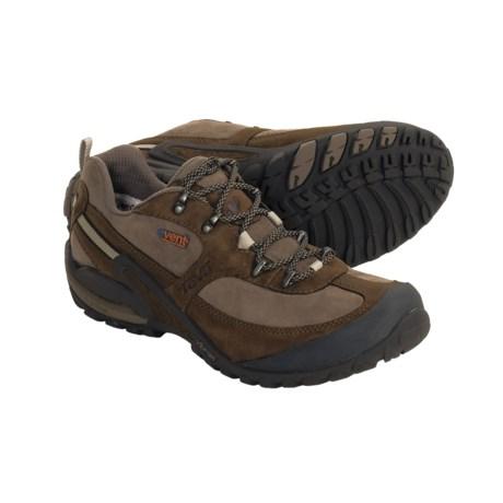 Teva Dalea Event Trail Shoes - Waterproof, Leather (For Women)