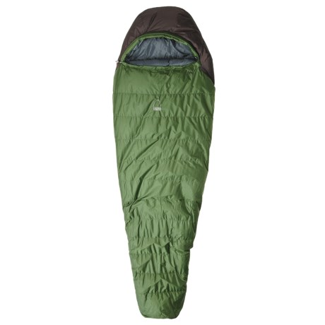 Sierra Designs 15°F Utopia Sleeping Bag - Synthetic, Long Mummy