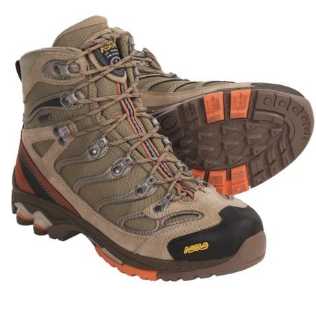 Heavy duty hiking boot!