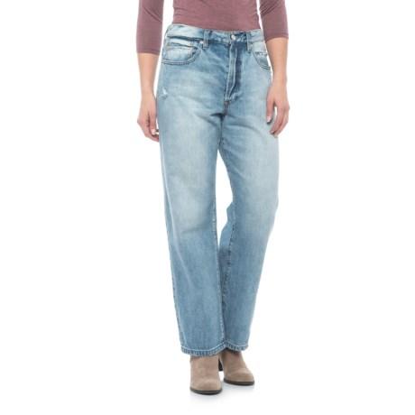 Free People Universal Boyfriend Jeans (For Women)