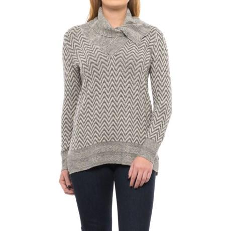 Eight Eight Eight Chevron Sweater (For Women)