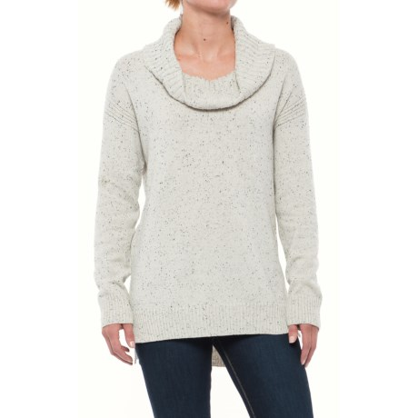 Eight Eight Eight Donegal Sweater - Cowl Neck (For Women)