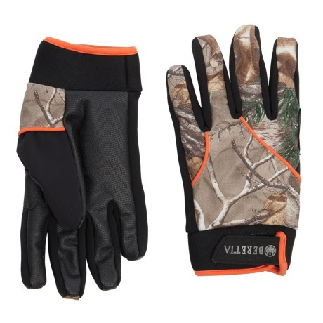 Beretta Active Gloves - Waterproof (For Men)