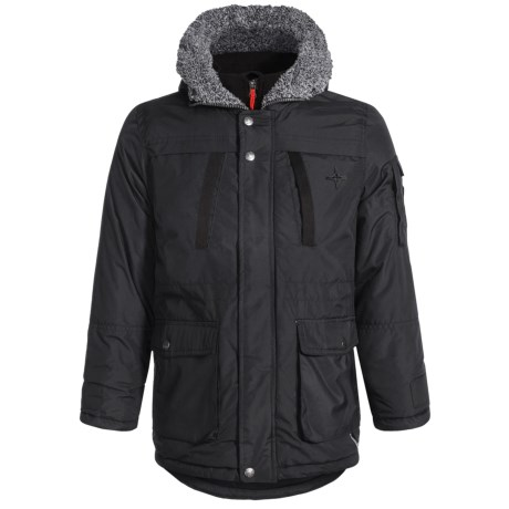 Big Chill Vestee Expedition Jacket - Insulated (For Big Boys)