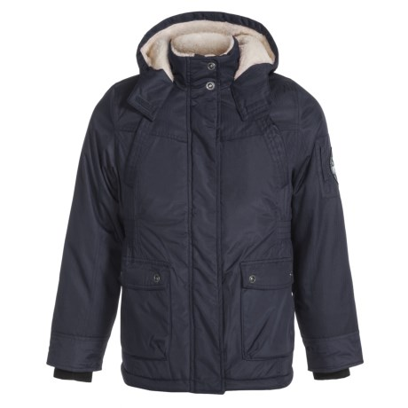 Big Chill Expedition Jacket - Insulated (For Big Girls)