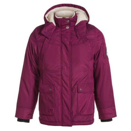 Big Chill Expedition Jacket - Insulated (For Little Girls)