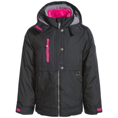 Big Chill Heavyweight Jacket - Insulated (For Big Girls)