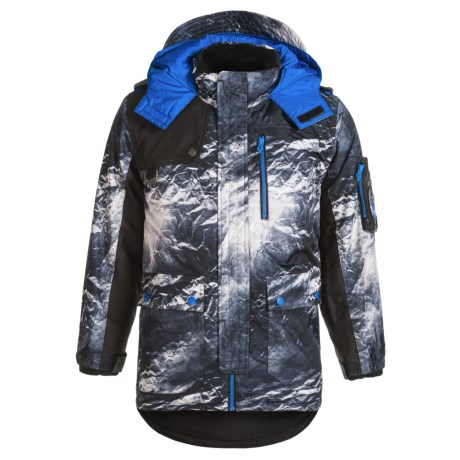 Big Chill Arctic Expedition Jacket - Insulated (For Big Boys)