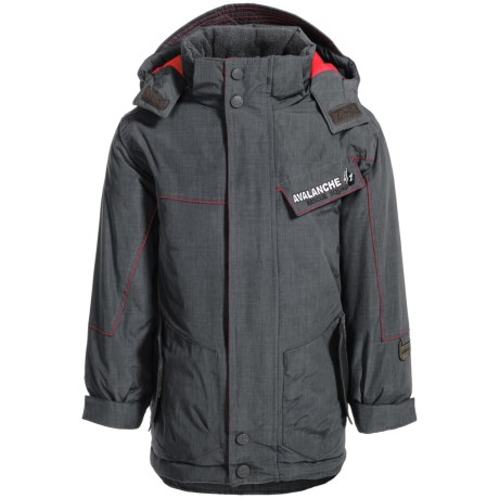 Big Chill Board Ski Jacket - Insulated (For Little Boys)
