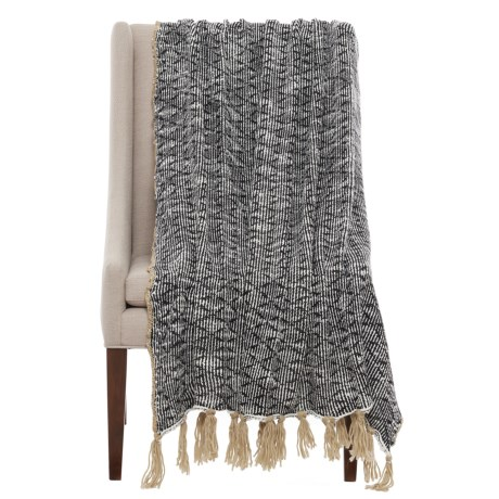 THRO McLean Knit Throw Blanket - 50x60""