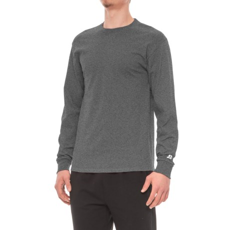 Russell T-Shirt - Long Sleeve (For Men)