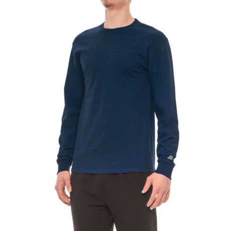 Russell T-Shirt - Long Sleeve (For Men)