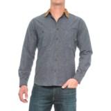 Woolrich Northridge Chambray Shirt - Long Sleeve (For Men)