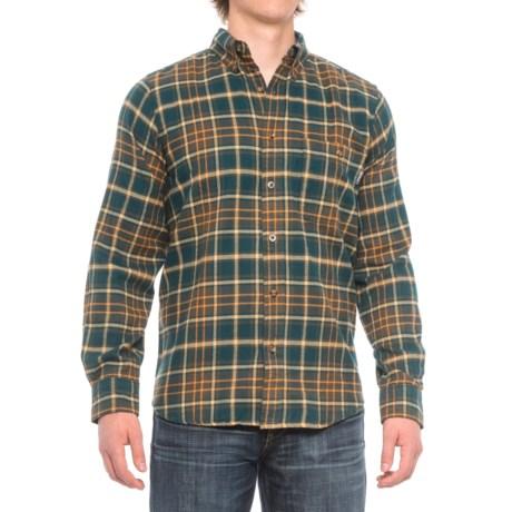 Woolrich Trout Run Flannel Shirt - Long Sleeve (For Men)