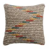 """Loloi Southwestern Pattern Decor Pillow - 22x22"""""""