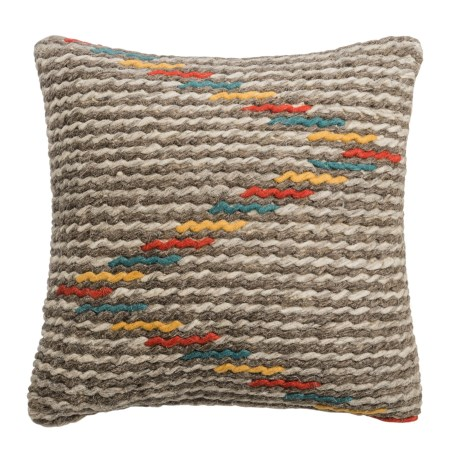 Loloi Southwestern Pattern Decor Pillow - 22x22""