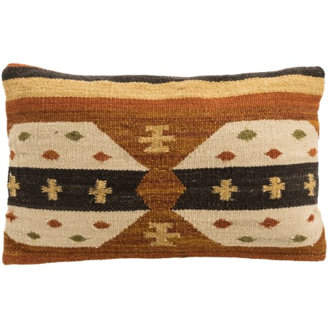 Loloi Tribal Print Decor Pillow - 13x21""