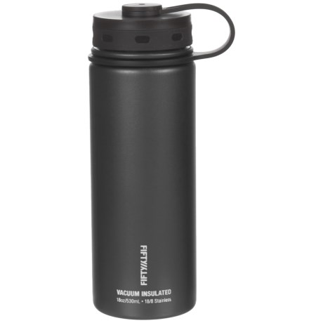 Fifty/Fifty Vacuum Insulated Bottle - 18 fl.oz., BPA-Free