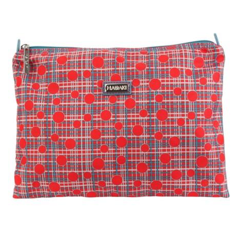 "HADAKI Zip Travel Pouch - 7.5x10"" (For Women)"