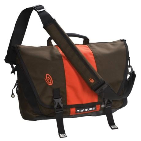 Timbuk2 Commute 2.0 Messenger Bag - Laptop Compartment, Medium