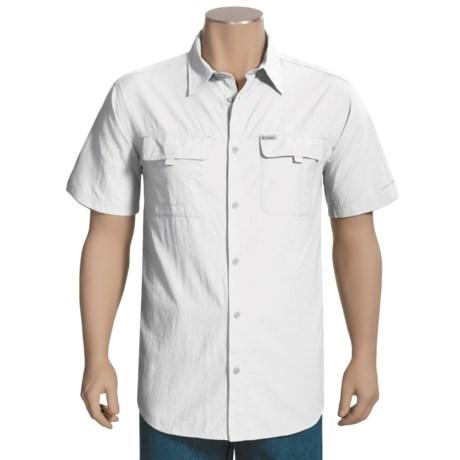 Columbia Sportswear Silver Ridge II Shirt - UPF 50, Short Sleeve (For Tall Men)
