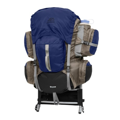 ALPS Mountaineering Bryce Backpack - External Frame