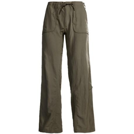 Stillwater Supply Co. Nylon Roll-Up Pants - UPF 40+, Drawstring Waist (For Women)
