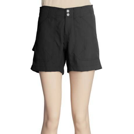 Stillwater Supply Co. Nylon Cargo Shorts - UPF 40+ (For Women)