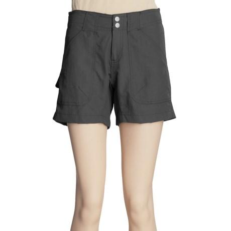 Stillwater Supply Co. Nylon Cargo Shorts - UPF 40+ (For Women)
