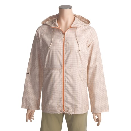 ExOfficio Dryflylite Cover Check Jacket - UPF 30+ (For Women)
