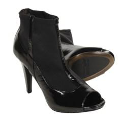 Donald J Pliner Zona Ankle Boots - Peep Toe (For Women)