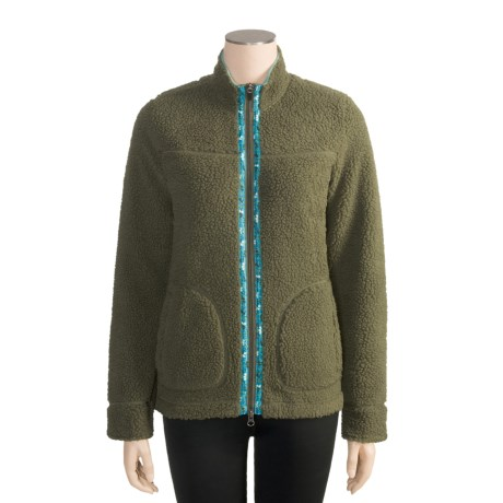 Horny Toad Saturday Jacket - Euroshag Fleece (For Women)