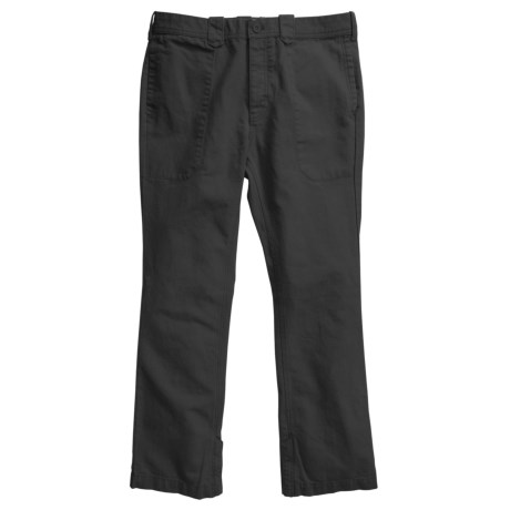 Field & Stream Canvas Pants - Button Fly (For Men)