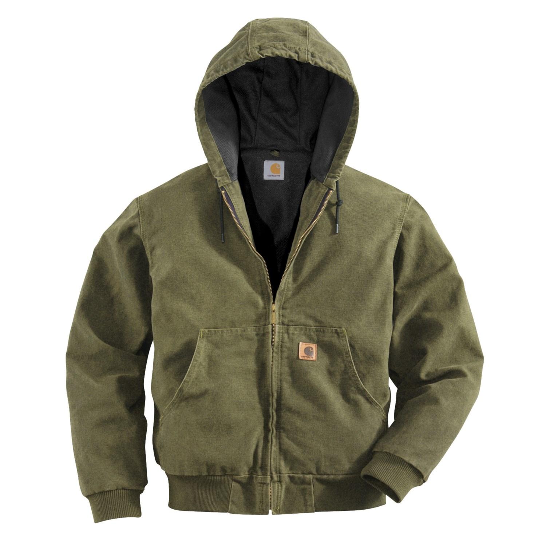 Carhartt Sandstone Active Jacket