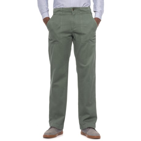 Royal Robbins Brushed Back Twill Pants - UPF 50+ (For Men)