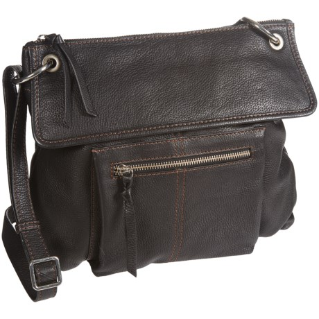 HADAKI Tania Crossbody Bag - Leather (For Women)