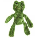 Animal Planet Stuffing-Free Frog Dog Toy - Squeaker